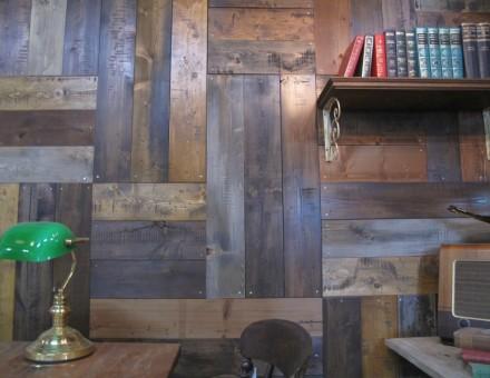 Fake Vintage Wood(不燃加工材) NM-0750 ミックスカラーアソート
