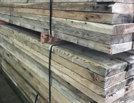 現状ロットのエッジ部分 2x8-10 幅200-250