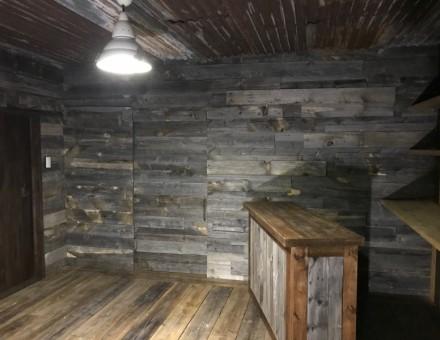 床材(サンディング加工+クリア塗装)和室リノベーション