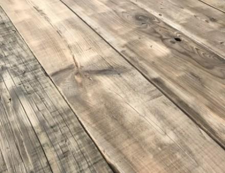 Stage Plank Half(サンディング加工)無塗装品 (国土交通大臣認定 不燃材料認定番号 NM-0750)