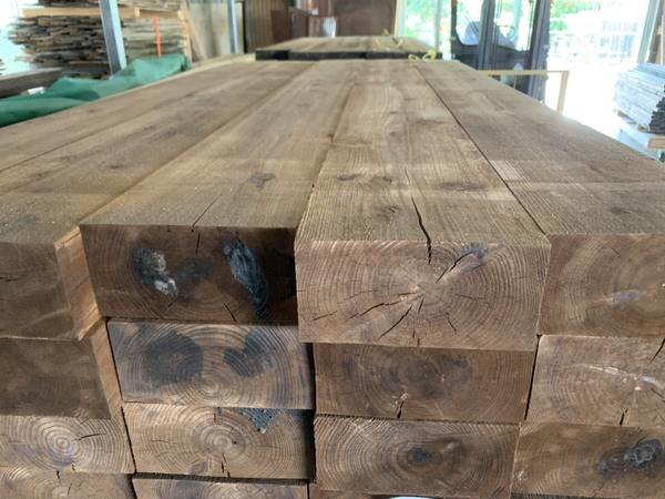 Steam Dry Wood(高熱乾燥処理材)に角材、プランク材が登場!!サムネイル