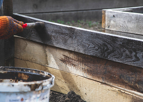 日光焼け古材風にリメイク!木材加工の簡単手順をご紹介!